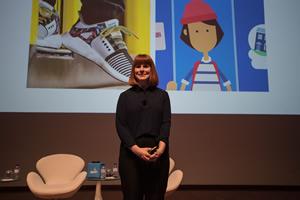 Victoria Loomes, analista sénior de tendências da TrendWatching