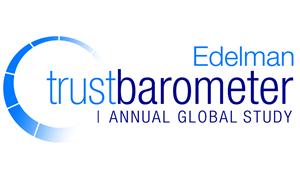 Barómetro de Confiança da Edelman de 2018: Os media são a instituição menos confiável