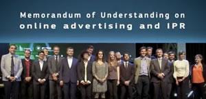 WFA e APAN assinam em Bruxelas o Memorando de Entendimento sobre Publicidade Online e Direitos de Propriedade Intelectual (MoU)